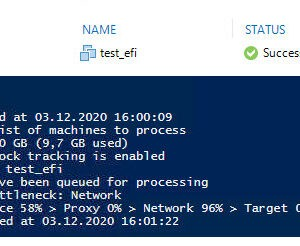 Export Veeam console job log with PowerShell